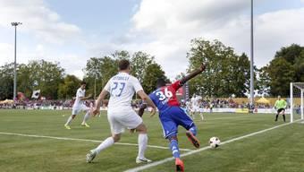 Heile Fussballwelt beim FCB-Gastspiel in Meyrin