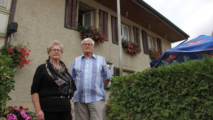 Margrit Minet-Schaffner und ihr Bruder Hans Rudolf Schaffner nehmen in diesen Tagen Abschied vom «Bären»