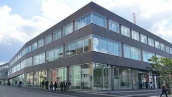 Der Campus der Fachhochschule Nordwestschweiz (FHNW) in Olten.
