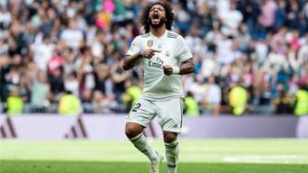 Marcelo beendete die historische Torflaute von Real Madrid nach 418 Minuten – nicht aber die Krise.