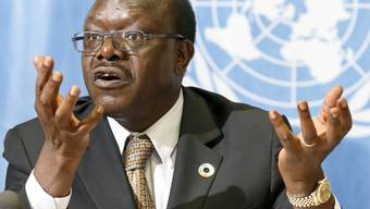 UNCTAD-Generalsekretär Mukhisa Kituyi