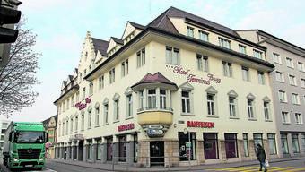 Die Liegenschaft Hotel Terminus ist über 100 Jahre alt.