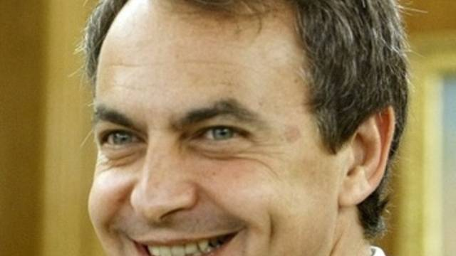 Spanischer Ministerpräsident Zapatero (Archiv)