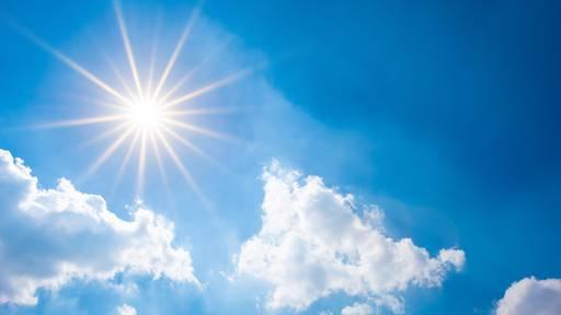 Ein Sommertag im Herbst: Über 25 Grad in Chur
