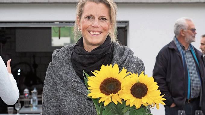 Carole Binder zieht neu in den Grossen Rat ein – und sorgt dafür, dass der Frauenanteil im Bezirk Rheinfelden auf 50 Prozent steigt.