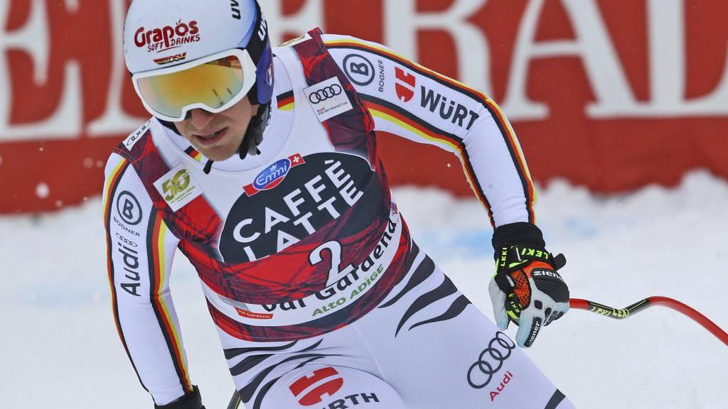 Josef Ferstl ist der nächste Überraschungssieger in Val Gardena.