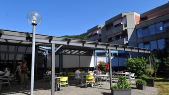 Nach der Renovation soll beim Altersheim Stadtpark eine grosse Dachterrasse zum Verweilen einladen.