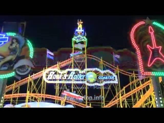 Der «Rock & Roller Coaster»
