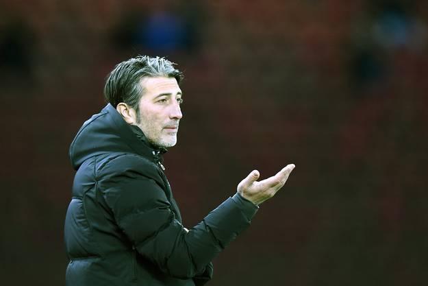 Seine grössten Erfolge als Trainer feierte Yakin mit dem FC Basel