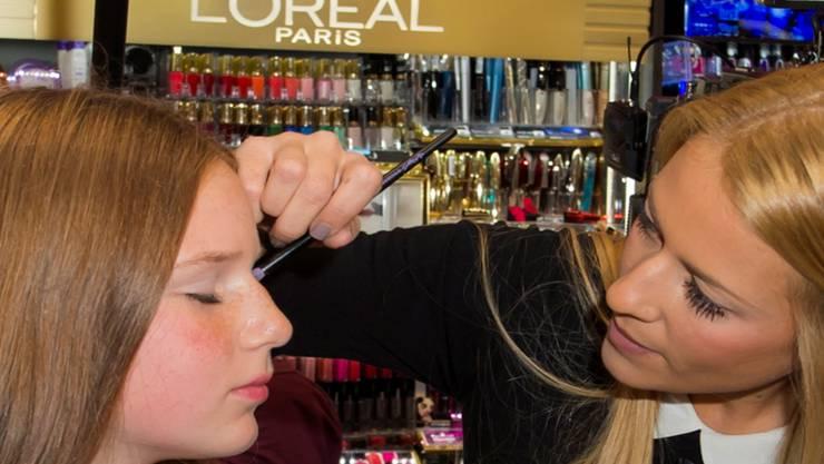 Ex Miss Schweiz Christa Rigozzi Gibt Tipps In Sachen Beauty Region