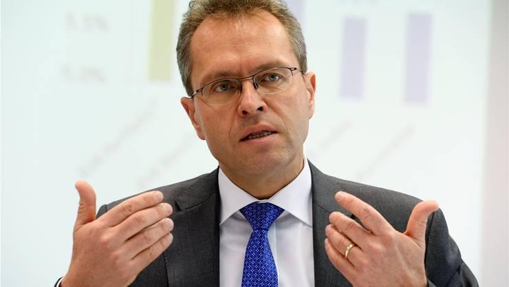 «Im Bereich Öl und Gas bleiben wir investiert, weil sich die Produzenten stark geändert haben», sagt BVK-Chef Thomas Schönbächler. Aus der Kohleförderung ist die BVK 2016 ausgestiegen.