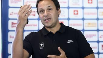 Viel Klärungsbedarf: Ralph Stückli und Swiss Olympic