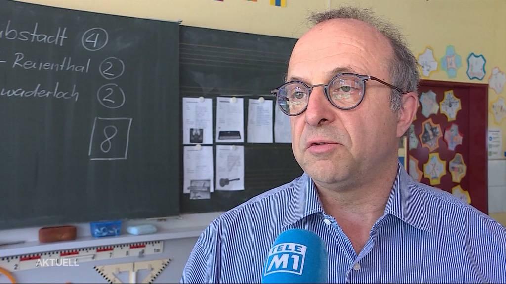 Lehrermangel: 389 Stelleninserate sind momentan im Aargau offen