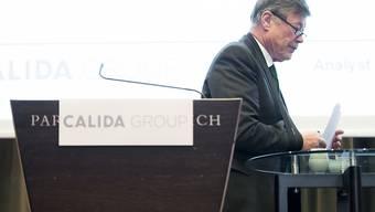 Ist im Verwaltungsrat von Calida nicht mehr willkommen: Der abgetretene Chef Felix Sulzberger. (Archiv)