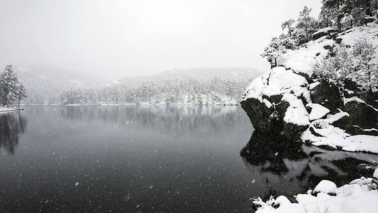 Im US-Gliedstaat Colorado sind seit 1928 erstmals zum Sommerbeginn wieder ungewöhnliche Schneefälle registriert worden. (Symbolbild)