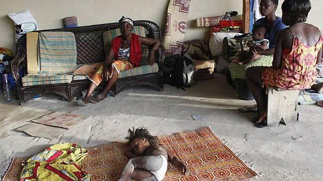 Bürgerkriegsähnliche Zustände bringen die Menschen in der Elfenbeinküste in Not