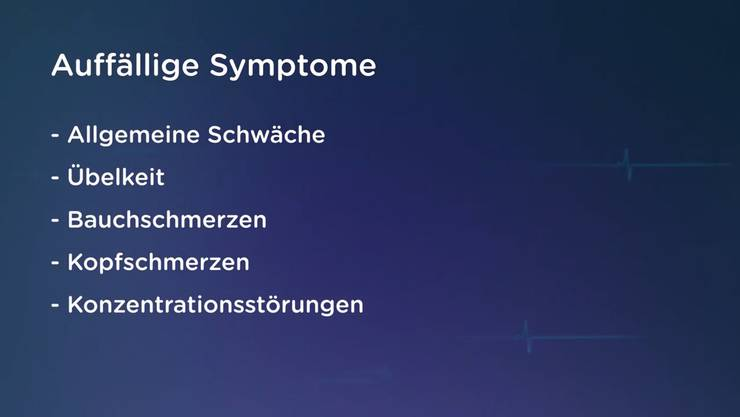 Nur bei einem Prozent kommt es zu einer Hirnhautentzündung.