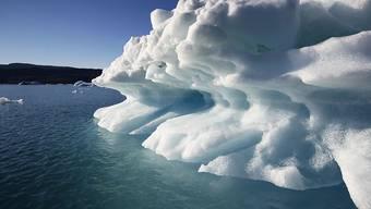 Die Erderwärmung setzt insbesondere dem arktischen Eis zu. Laut der Weltwetterorganisation war 2017 eines der drei wärmsten Jahre. (Symbolbild)