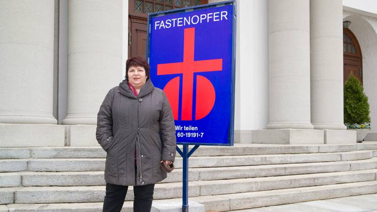 Annarita Müller: «Man muss sich eine Strategie zurechtlegen.»