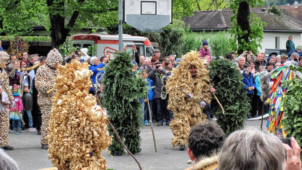 2017 fand das letzte Eierlesefest in Oberriet statt. (Bild: eierlesefest.ch)
