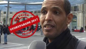 Der Eritreer Yohannes Measho studiert an der Fachhochschule in Windisch – er analysiert im Beitrag die Situation der jungen, arbeitslosen Eritreer in der Schweiz.