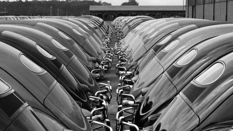 Das geplante VW-Käfer-Museum kam bei den Aarburgern nicht gut an (Symbolbild).