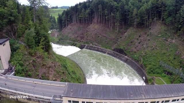 Kanton stellt Hochwasserschutz für Sihl vor
