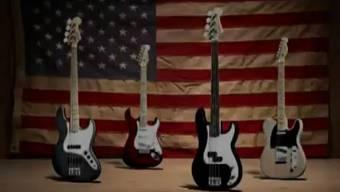 Legendäre Gitarristen über die legendäre Gitarre