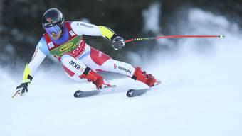 Beim Super-G von Val d'Isère holte Mauro Caviezel seinen ersten Weltcup-Sieg. In Gröden verpasste er es nur knapp, nachzulegen.