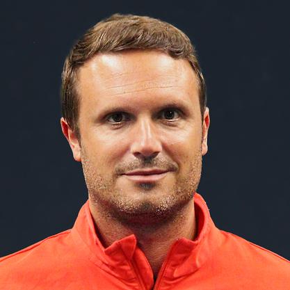 Alessandro Greco ist bei Swiss Tennis für den Spitzensport zuständig