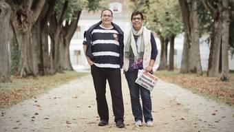 Mit ihrem Verein «Freie Anti-SC-Aktivisten» reisen sie durch die Schweiz, den Scientologen auf der Spur.