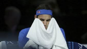 ATP Finals Halbinfal: Federer - Zverev (17.11.2018)