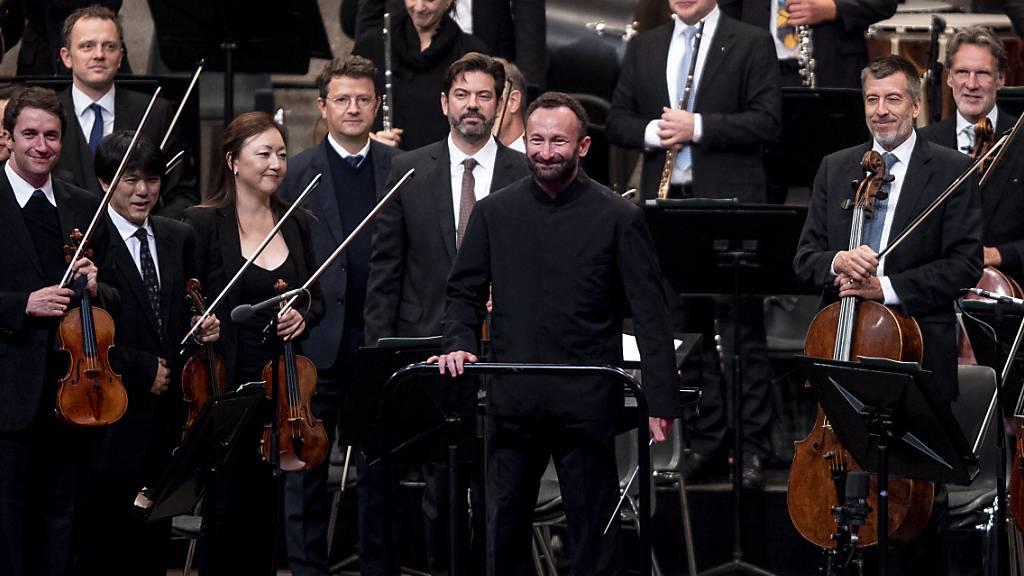 Berliner Philharmoniker: Petrenko dirigiert erstmals in Waldbühne