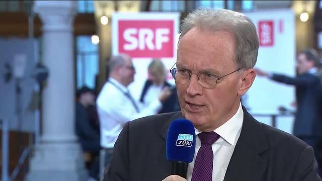 Hans-Ulrich Bigler: «Eins ist klar: Die Diskussion hat gerade erst angefangen!»