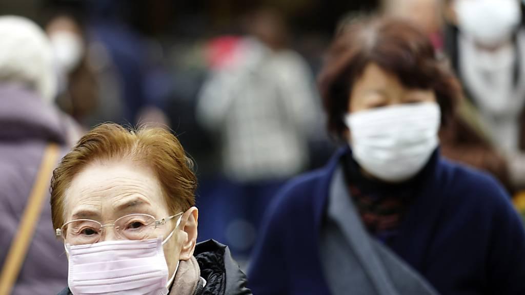 17 neue Fälle mit mysteriöser Lungenkrankheit in China entdeckt