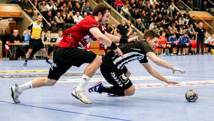 Der RTV Basel siegte gegen Gossau souverän.