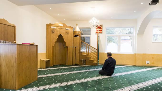 Moschee Gebenstorf, anlässlich dem Tag der offenen Tür in den Aargauer Moscheen am 11. November 2017.