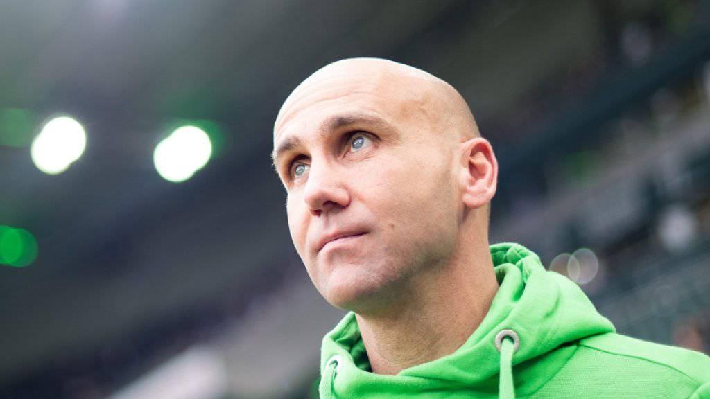 André Schuberts erfolgreiche Arbeit wird mit der Beförderung zum Cheftrainer bei Borussia Mönchengladbach belohnt
