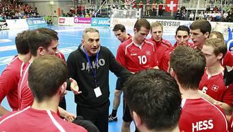 Die Schweizer Nationalmannschaft kam nicht auf Touren