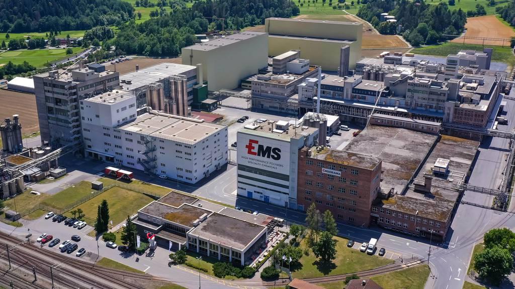 EMS-Gruppe profitiert von Erholung der weltweiten Märkte