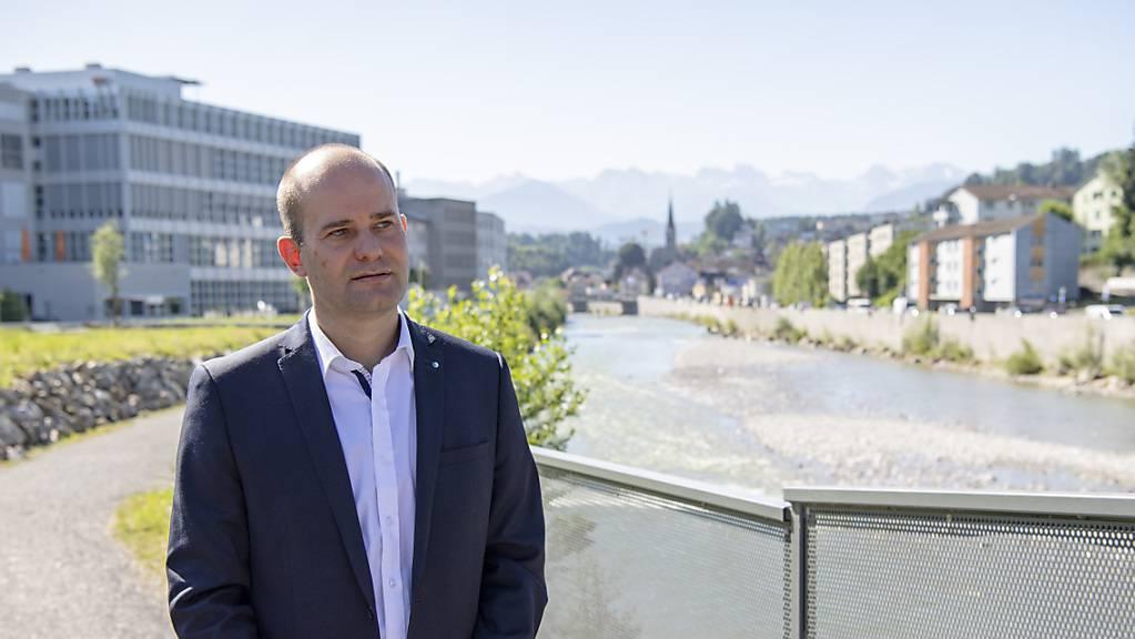 Der Luzerner Baudirektor Fabian Peter ist immer wieder mit Enteignungsverfahren konfrontiert - er will das Gesetz diesbezüglich aber nicht anpassen. (Archivbild)