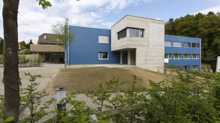 Das renovierte Wohnheim des Blumenhauses Buchegg in Kyburg-Buchegg