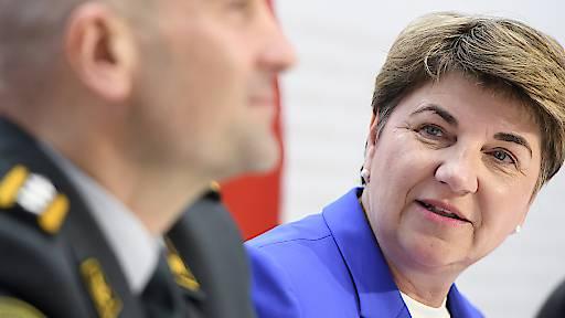 Bundesrat will Armeeausgaben erhöhen