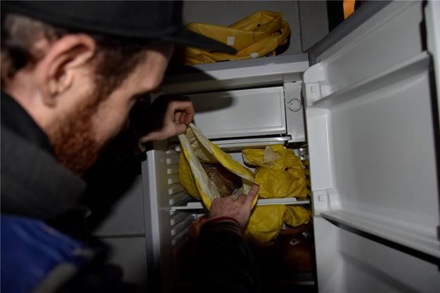Bei Brot und Gebäck gilt nach der Lebensmittelbehörde die Sichtkontrolle.