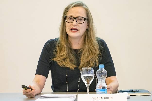 Sonja Kuhn, Co-Leiterin Abteilung Kultur Kanton Basel-Stadt
