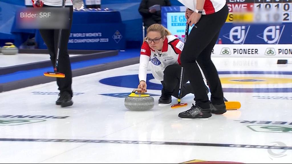 Curling Club Aarau erlöst die Schweiz vom Schweden-Fluch