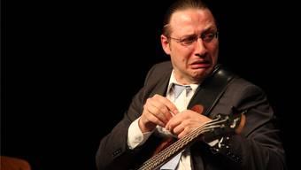 Für Daniel Ziegler ist klar: «Musik ohne Humor ist für mich tote Musik.»