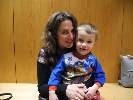 Die mehrfache Mutter ist begeistert von der Bibliothek in Birmensdorf. «Sie ist sehr auf Kinder orientiert», lobt sie.