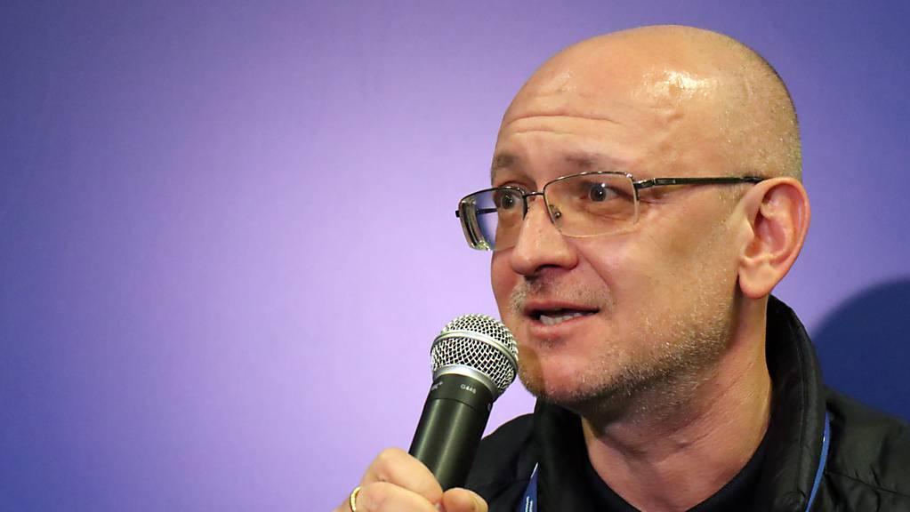 Maxim Resnik nannte die Gerichtsentscheidung politisch motiviert.