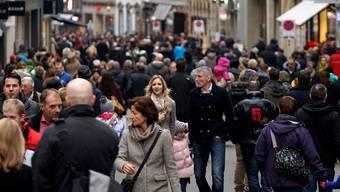 Fussgänger erhalten ab dem 5. Januar mehr Platz in der Basler Innenstadt.
